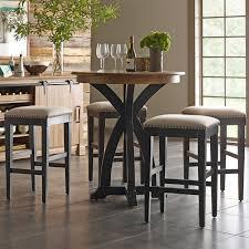 la z boy dining room sets stone ridge 5 pc bistro table and bar stool set by kincaid
