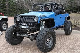 jeep gray blue mopar presents jeep wrangler blue crush autoevolution