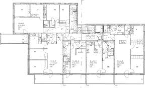 cool simple residential building plans with awesome minimalist