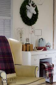 adding plaid to create fall decor sew a fine seam