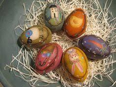 primitive easter eggs primitive easter eggs easter crafts primitives