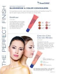 color concealer sensecosmetics blushsense u0026 color concealers valerie wimmer