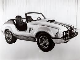 jeep concept cars 1969 jeep xj001 concepts