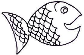 fish black white rainbow fish clipart 4 wikiclipart