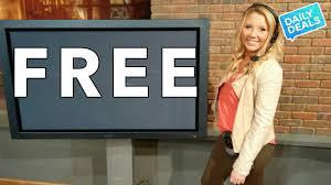 get free tv cord cutting free hd tv antenna deal