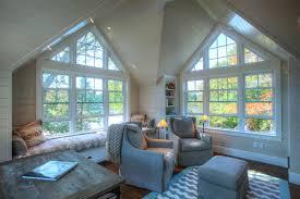 loft study triangle windows cape cod dream house cape cod