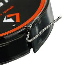geekvape ss316 flat clapton wire ribbon ecigswholesaler
