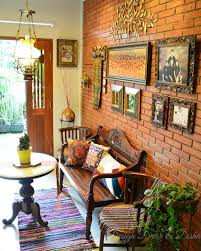 eclectic furniture and decor an eclectic home chettinad house design pinterest interiors