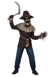 scarecrow costume nightmare scarecrow costume for boys