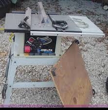 Shopmaster Table Saw Item 2026 Sold January 22 Manhattan Auction Purple