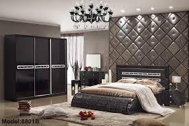 para quarto quarto nightstand bed room furniture set rushed wooden