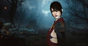 dragon age inqusition black hair morrigan dragon age inquisition render by darkslayer092 on