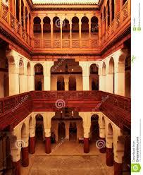 arcade en bois nejjarine museum royalty free stock photo image 32720895