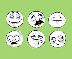 Cartoon Meme Faces - meme faces emoji vector vector art graphics freevector com