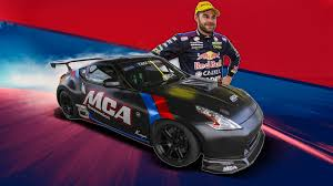 nissan 370z drift wallpaper shane van gisbergen to drift in mca 370z at wtac