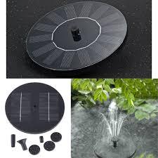 Floating Solar Pond Lights - solar powered pond lights underwater home decorating interior