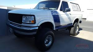 bronco car 2016 ford go go action bronco u2013 findlay customs