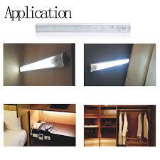 motion sensor under cabinet lighting discount china wholesale led under cabinet light pir motion sensor