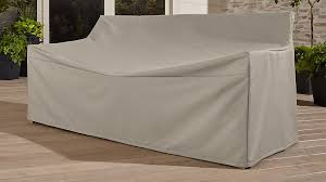 Crate And Barrel Outdoor Furniture Covers by Regatta Outdoor Medium Sofa Cover Crate And Barrel