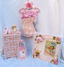 shabby chic baby album youtube