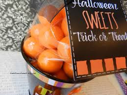 it u0027s written on the wall halloween treat tags for you u0027ve been