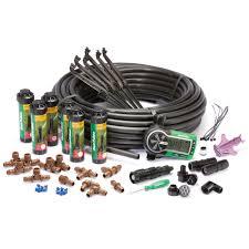 rain bird 32eti easy to install automatic sprinkler system