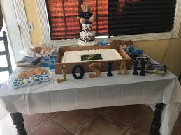 Baby Furniture Los Angeles Los Angeles Rams Theme Baby Shower Josiah Baby Shower Ideas
