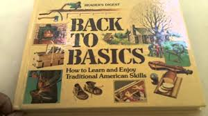 homestead books readers digest back to basics youtube