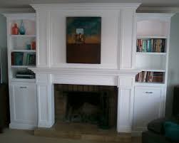 fireplace mantels and bookcases home decor interior exterior