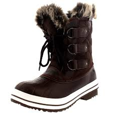 womens fur boots size 9 womens boot winter fur warm waterproof