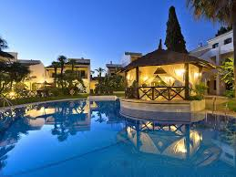 Marbella Spain Map by