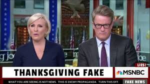 msnbc fakes live thanksgiving day after show