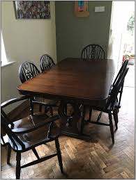 second hand dining table and chairs glasgow chairs home