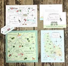 Map Wedding Invitations About Us U2013 Cute Maps
