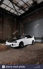 subaru sports car subaru impreza turbo sti type r high performance 4x4 sports car