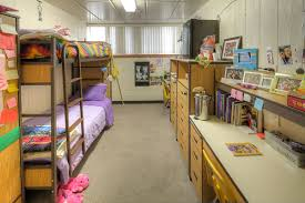 College Dorm Tv Housing Campus Living Options And Costs