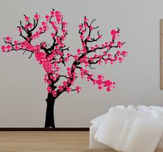 japanese tree wall sticker tenstickers