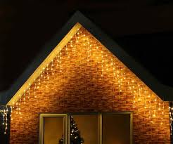 led icicle christmas lights cool white best images collections