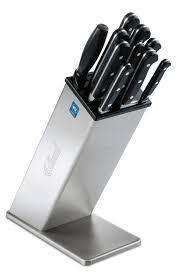 kitchen knives holder stainless steel knife blocks