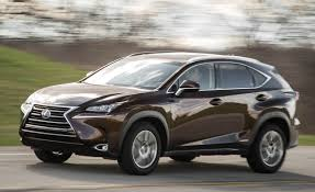 lexus hybrid 2014 2016 lexus nx300h hybrid awd test u2013 review u2013 car and driver