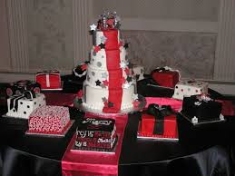 hollywood la quinceanera cake cakecentral com