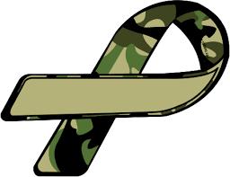 camouflage ribbon custom ribbon camo