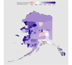 Alaska Zip Code Map by Household Impact Study Citizens U0027 Climate Lobby