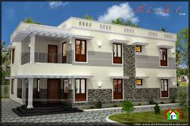 Five Bedroom House Plans by Five Bedroom House Plan Image And Elevation Architecture Kerala
