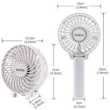 battery operated handheld fan foldable handheld fan battery operated personal mini fans electric