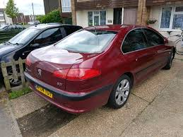 peugeot 607 peugeot 607 good condition in ashford kent gumtree