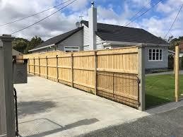 timber fencing pool fencing u0026 timber decks wellington kirk fencing
