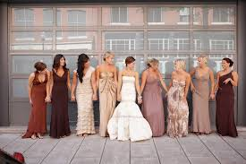 bridesmaid dresses for fall wedding blush pink bridesmaid