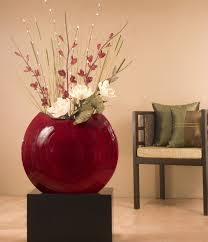 Flowers For Floor Vases Large Vases Of Flowers In Interior Rooms Minimalus Com
