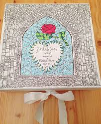 wedding gift keepsake box beauty and the beast illustrated keepsake box